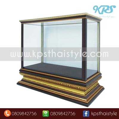 ขายส่งตู้ครอบพระ กล่องพระ ตู้ครอบอะคริลิค ตู้พระ กล่องพระ กล่องกระจก ตู้อะคริลิคฐานไม้ 0809842756